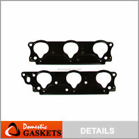 Fit 97-02 Acura Honda 3.0 3.2 3.5 Intake Manifold Gaskets Set J30A1 J32A1 J35A1