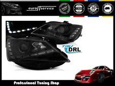FEUX AVANT PHARES LPSE30 SEAT SEAT IBIZA 6J 2012- TRU DRL NOIR