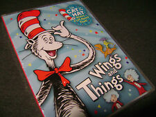 NEW!! The Cat in the Hat Knows a Lot About That: Wings and Things (DVD)