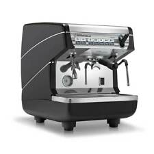 Nuova Simonelli Appia Ii - 1 Group Vol w/ Smart Wand Commercial Espresso Machine