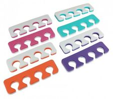 1000 Pairs Salon Toe Finger Separators Manicure Pedicure  Soft Foam Nail Polish