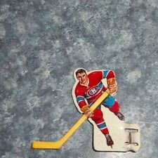 Eagle Montreal Canadian Yellow stick 1960's hockey player / table hockey game