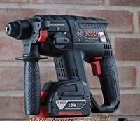 Bosch 18v Black GBH18VEC 3 Function Cordless SDS Drill Brushless - Bare Tool