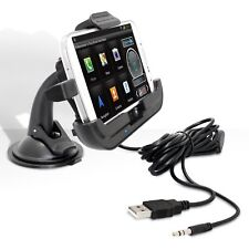 iBOLT xProDock Car Dock Holder Mount for Samsung Galaxy S3, S4, Note 2 & 3