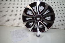 NISSAN JUKE WHEEL - PURPLE - KE409-1K200-BP  -   BLEMISHED