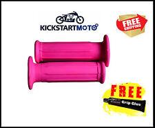For Yamaha TTR50 Pink Handgrips TTR 50 Hand Grip Grips TT 50 FREE POST