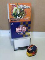 Cruz Pedregon Mini Helmet 1:4 SMALL SOLDIERS Limited First Edition Simpson NHRA