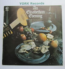 GSGC 14139 - AN ELIZABETHAN EVENING - Noorman / Rogers / Brunt - Ex LP Record