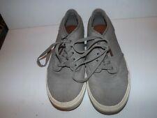 Vans Grey Gray Shoes 721356 Lace Up Size 9 Mens