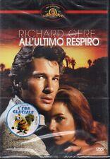 ALL'ULTIMO RESPIRO - DVD (NUOVO SIGILLATO) RICHARD GERE