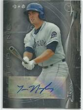 Tom Murphy Colorado 2014 Bowman Sterling Autograph