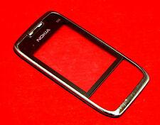 Original Nokia E66 E 66  Front Cover Frame Rahmen Oberschale Gehäuse Displayglas