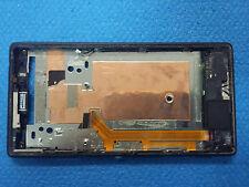 carcasa marco pantalla  xperia m 2 d 2303