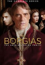 The Borgias: The Complete Series Pack (DVD,2013)