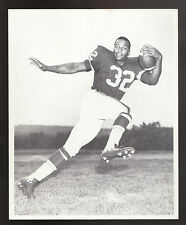 1960'S  JIM BROWN CLEVELAND BROWNS 6 3/4X8.5'' PICTURE PHOTO PACK RARE