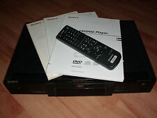 Sony DVD Player, DVP-S 325