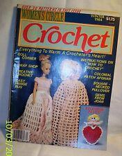 CraftBook E208 WINTER 1984 Women's Circle Crochet