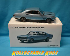 1:18 Biante - Holden HG Monaro GTS350 - Electra Blue  - BRAND NEW