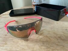 Brand New Rapha Pro Team Flyweight Cycling Sunglasses Pink Carl Zeiss Lens