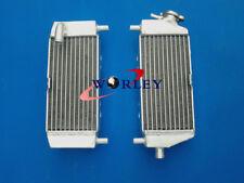 For Kawasaki KX250 2003 2004 / KX125 KX 125 Radiateur en Aluminium 2003-2008 07