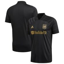 LAFC Adidas Black 2020 Primary Replica Jersey