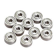 10 Pieces miniatura rodamientos de bolas 623ZZ 3x10x4mm para RC Car Practico T5