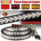 48 Inch 432 Led Truck Strip Tailgate Turn Signal Brake Tail Reverse Light Bar