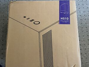 NZXT H510 Midi Tower Schwarz/Rot