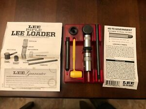 Classic LEE LOADER 45-70 GOVERNMENT 90264 Complete set