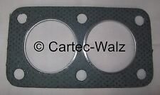 Exhaust Gasket/Exhaust Gasket For Vauxhall Omega A 2.4 i, bj. 88 - 94
