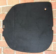 02-05 BMW 745i TRUNK FLOOR BOARD SPARE TIRE COVER OEM TRUNK BOTTOM INSERT