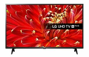 LG 43 Inch 43LM6300 Smart Full HD HDR LED Freeview TV Television
