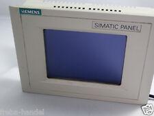 Siemens Simatic Touchpanel TP 170A 6AV6 545-0BA15-2AX0 TP170A 6AV6545-0BA15-2AX0