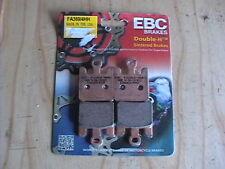 EBC SINTERED HH BRAKE PADS SUZUKI GSXR 1000 K3 VZ1600 FRONT FA369/4HH M1600