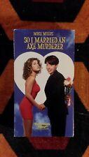 So i married an axe murderer VHS
