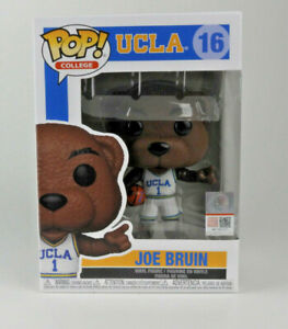 Funko UCLA Joe Bruin College Mascots Pop! Vinyl Figure #16 - Brand New in Stock
