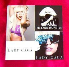 Lady Gaga STICKER JAPAN ONLY RARE