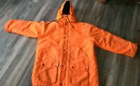Northwest Territory Deer Hunting Jacket Men's 2XL Blaze Orange Insulated Hooded