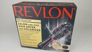 REVLON 1100 Watt 2 Speed Pro Collection One Step Ionic Hair Dryer NEW OPEN BOX