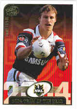 2005 SELECT POWER NRL TEAM OF THE YEAR: BRETT FINCH #TY5 SYDNEY ROOSTERS