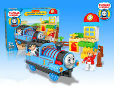 THOMAS THE TANK & FRIENDS TRAIN SET BUILDING BLOCK FAMILY TABLE BOARD GAME TOY