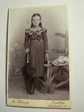 Lutheran-Lina pity currents. Schumacher-girl-child by August Shame/Cdv