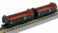 Rokuhan Z gauge T 025 - 3 Railway truck 45000 type freight car B set