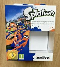 Splatoon Wii U Big Box Edition Box Only NO GAME