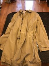 Ll Bean Signature Rain Trench Coat Xxl