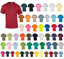 2er Pack Gildan Herren T-Shirt Ulta Cotton XXL 3XL 4XL 5XL XXXXXL Übergröße Tall