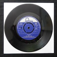 "THE FAMILY DOGG Silly Grin / Couldn't Help It FONTANA UK Original 7"" 45 EX 1968"