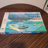 Vintage Bermuda Triangle Board Game Milton Bradley 100% Complete 1975 NOS Sealed