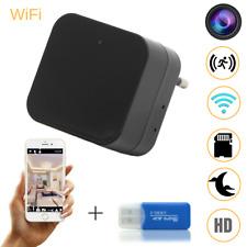 Wifi Spy Camera Spia Caricatore Micro HD Motion Telecamera Nascosta Microcamera