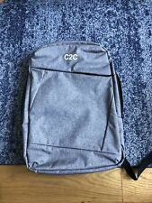 Polyester Laptop 15in Backpack Gray